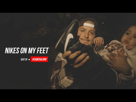 J. Alpha - NIKES ON MY FEET | Official Music Video