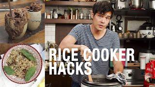 College Dorm Room Friendly Recipes (Rice Cooker, Microwave, Water Boiler, Mug Cake)