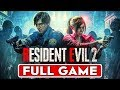 Download lagu RESIDENT EVIL 2 REMAKE Gameplay Walkthrough Part 1 FULL GAME Claire & Leon Story - No Commentary