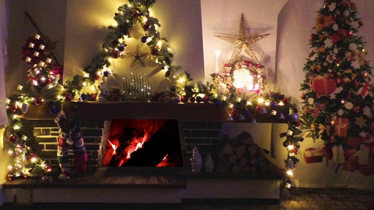 Christmas Fireplace - Weihnachtsstimmung am Kamin - Lilo Siegel ...