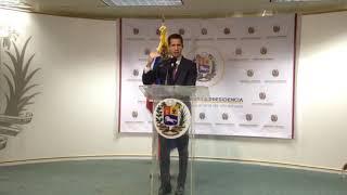 Dip. Juan Guaidó, presidente de la Asamblea Nacional / Reporta Maru Morales P