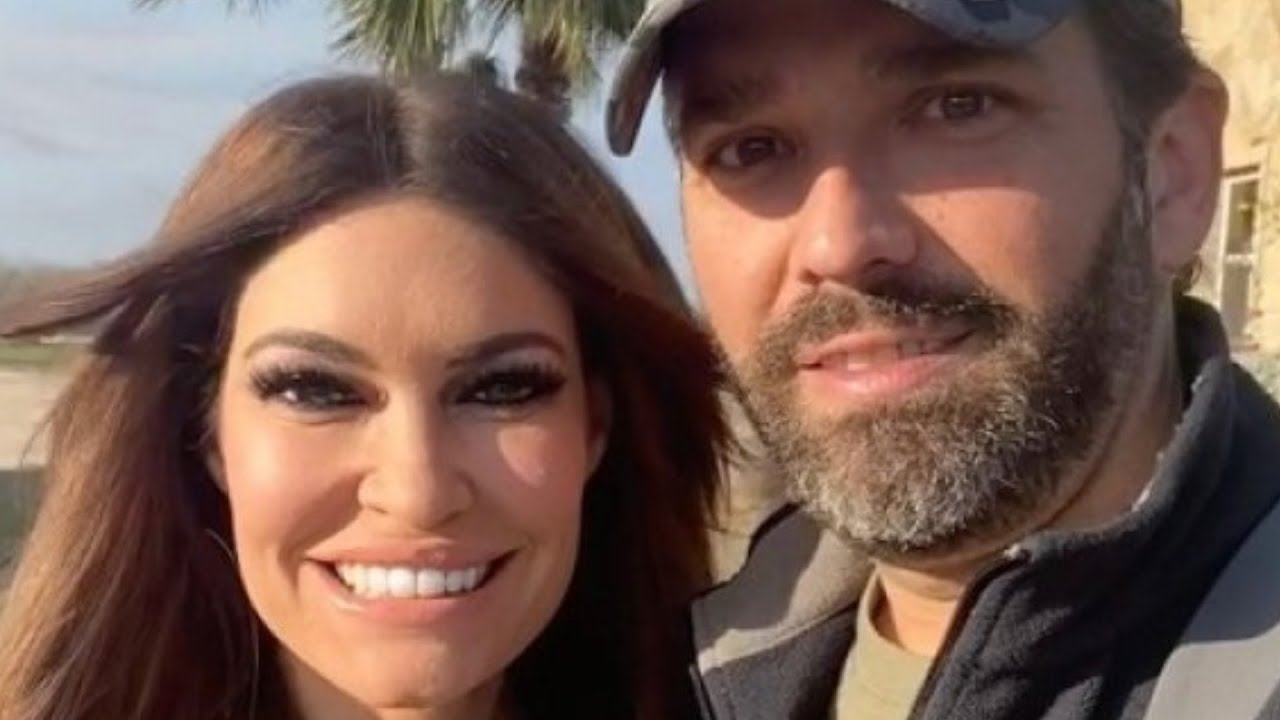 The Strangest Things About Kimberly Guilfoyle And Donald Trump Jr.