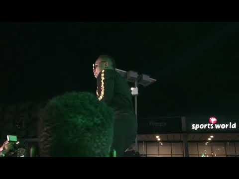 Check Out Duncan Mighty Performance At Mayorkun Concert in Ibadan
