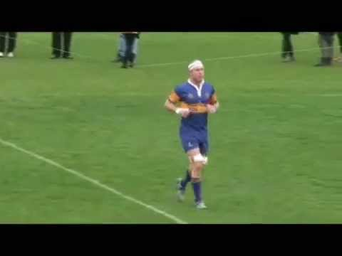 Charlie O'Connell Rugby Highlights 2013