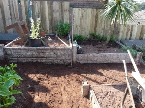 Grow Organic Vegetables Not Lawns My Raised Bed Garden