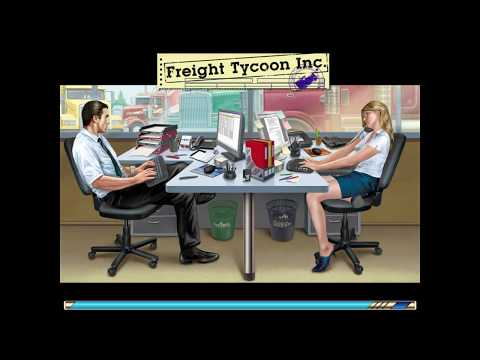 Freight Tycoon Gameplay - Tutorial Mission |