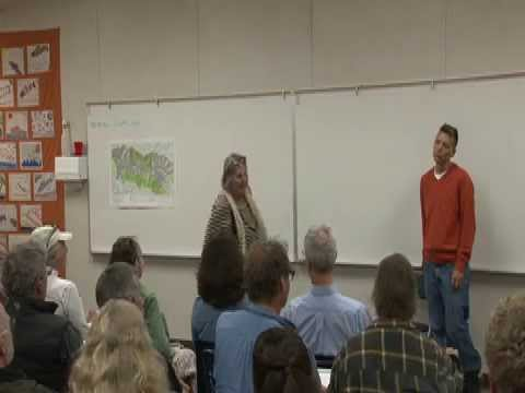 Noadiah Eckman, Hosted by the San Geronimo Valley Planning Group