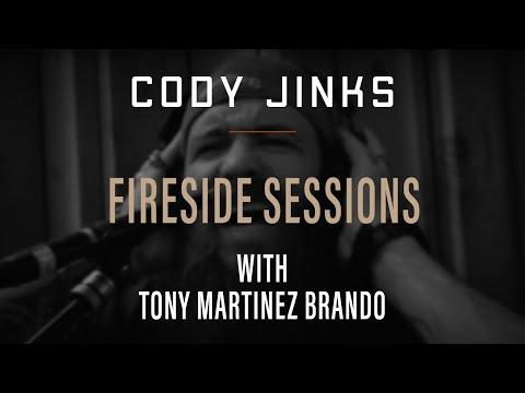 Cody Jinks Fireside Sessions with Tony Martinez Brando