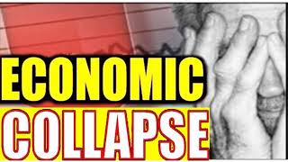 COLLAPSE INEVITABLE! V The Guerrilla Economist Feb 2019 When The Economy Collapses It Will Be Fast A