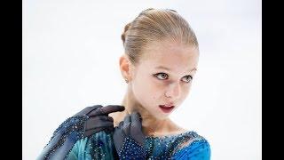 Александра Трусова. ПП на ЮЧМ. Альтернатива.
