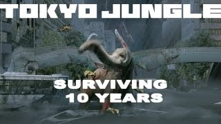 Tokyo Jungle Gameplay - Surviving 10 years