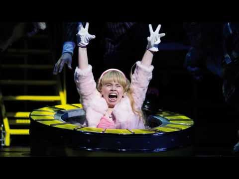 Charlie and the Chocolate Factory - London Musical - Veruca's Nutcracker Sweet
