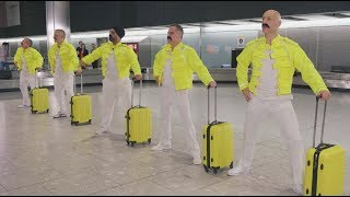 BOHEMIAN RHAPSODY | BAGGAGE HANDLERS BREAK FREE | 2018