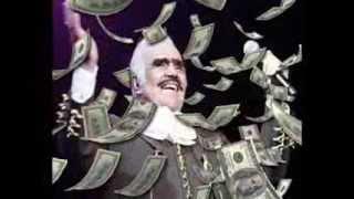 Investiga España presunto lavado de dinero en gira de Vicente Fernández