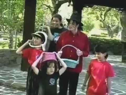 Michael Jackson Having Fun in Neverland - YouTube
