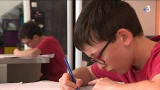 Puy-de-Dôme : ces graphothérapeutes qui soignent l'écriture de nos enfants