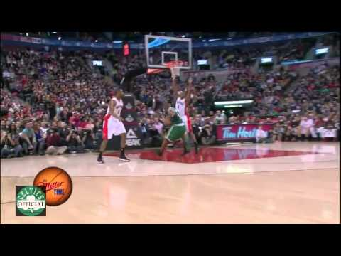 Leandro Barbosa 14 points - Highlights vs Toronto Raptors 2/6/2013