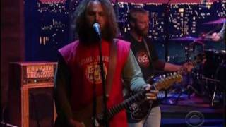 Built To Spill - Oh Yeah (Live Letterman 2009)