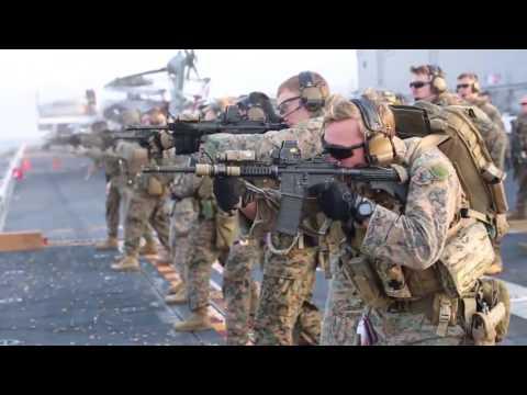 Hard Corps Jobs: Special Assault Reconnaissance Corpsman