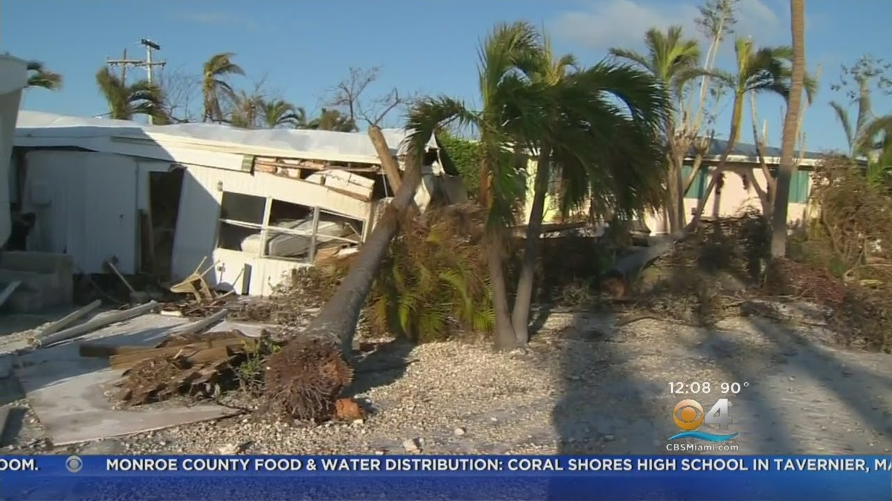 Big pine key residents stunned by irma damage youtube for Big pine key fishing lodge big pine key fl