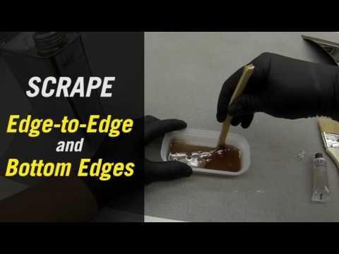 How to Repair a Sink, Tub, or Boat with Bondo Fiberglass Resin