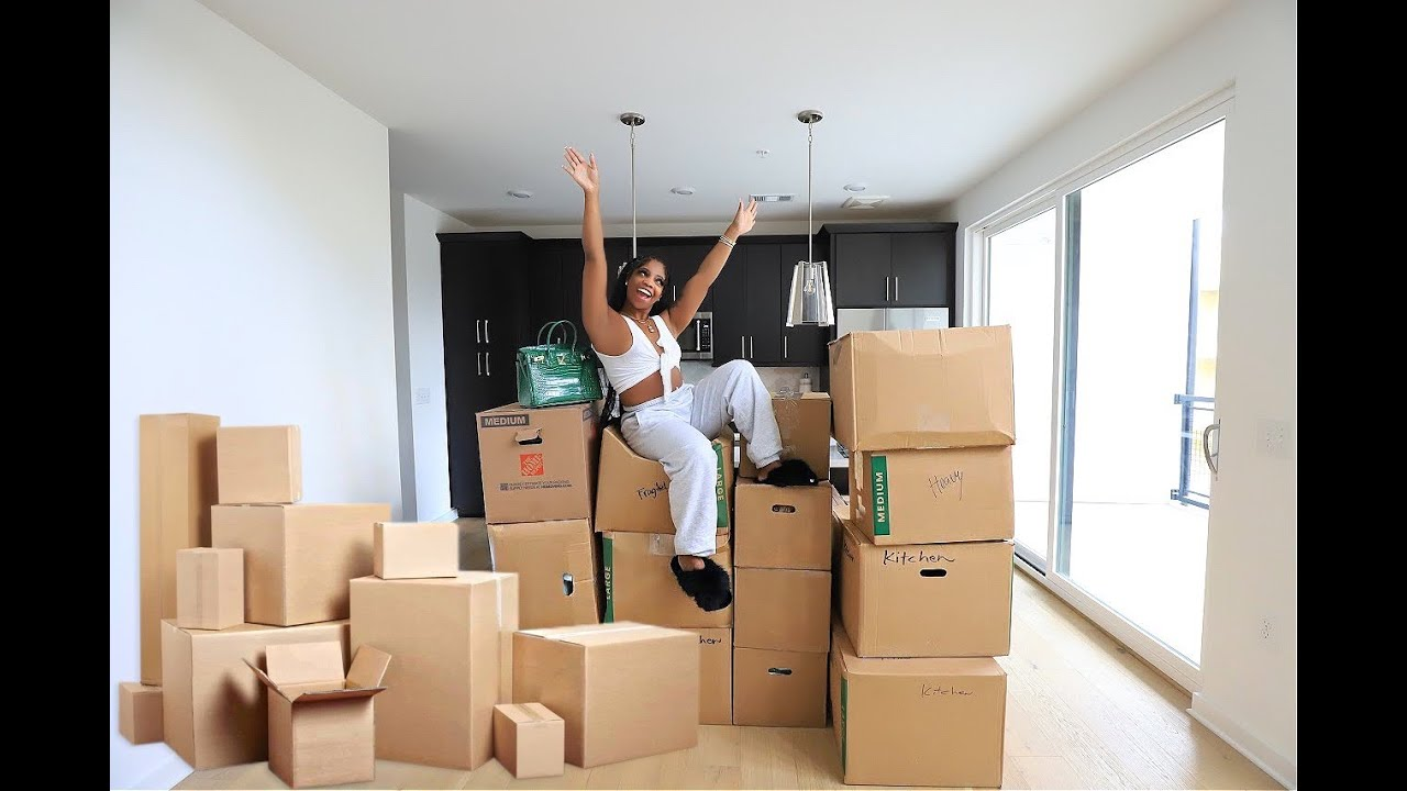 The End   Moving Out Vlog
