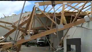 Storms Leave Damage In Otoe County
