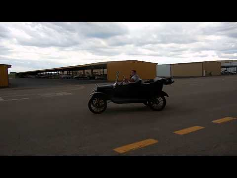 Blind Taste of the Rockies at Centennial Airport - 23 Ford - Drive Around