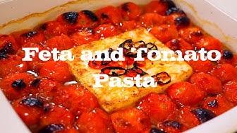 UUNIFETAPASTA - Amazing Oven Baked Feta and Tomato Pasta