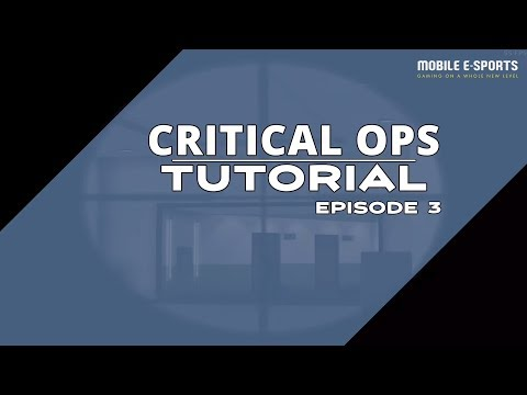 Critical Ops Tutorials - Recoil Control, Money Management, & Bureau Analysis (Episode 3)