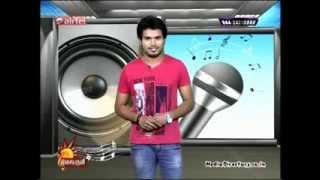 IsaiAruvi Live | Vj / Anchor Rakshan | Kutthu Paattu