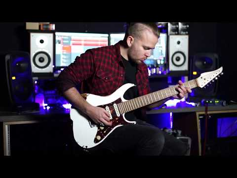 KADINJA - The Modern Rage (OFFICIAL GUITAR PLAYTHROUGH by Quentin Godet)