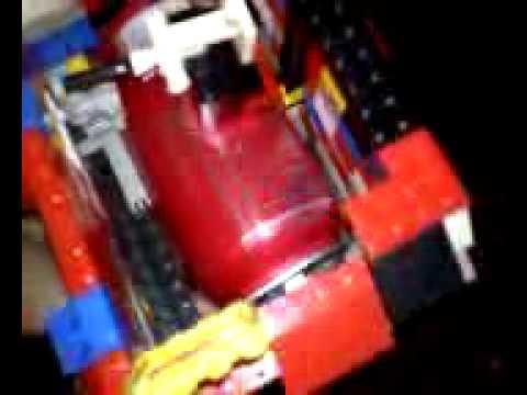Life Size lego vending machine - YouTube
