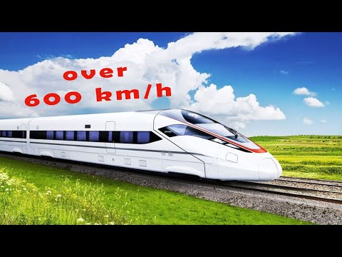 TOP-5 Speed Trains 2021   Fastest Rail Networks In The World