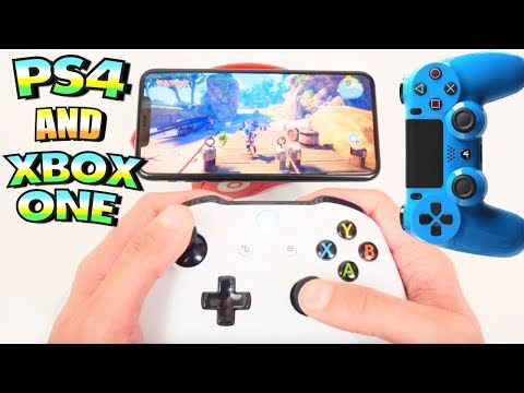 IOS 13 - Play IOS Games W/ PS4 Or Xbox One Controller (NO JAILBREAK) Pair/Connect To PS4/Xbox