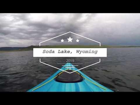 Soda Lake, Wyoming