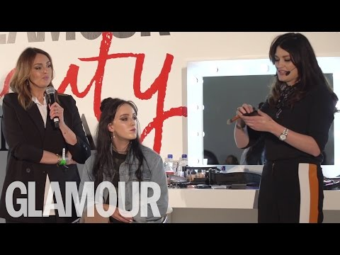 Pixiwoo Make You Over | Beauty Talk | Glamour UK
