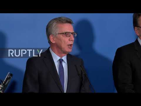Germany: Minister of Interior signals desire for special anti-terror unit