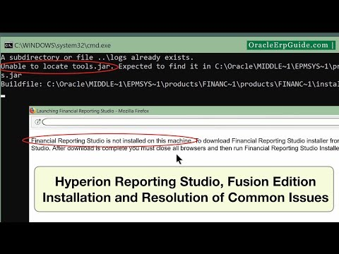 hyperion-financial-reporting-studio- -installation-and-common-issues- -oracleerpguide.com