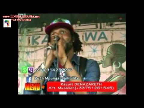 DENAZARETH, l'Artiste Ya Poto Apesi Cours En Concert Live Na Luanda