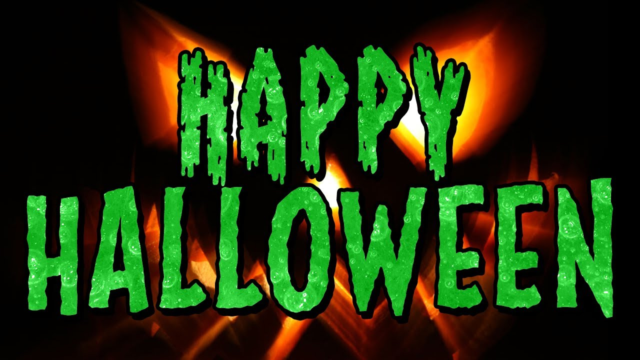 Happy Halloween! - YouTube