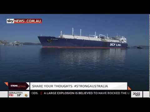 Strong Australia - Gladstone Ports - 26 July 2018