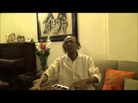 S.D. Burman's Bangla Song ''Barne Gandhe Chhande' And 'Pholon Ke Rang Se' (Prem Pujari - 1970)