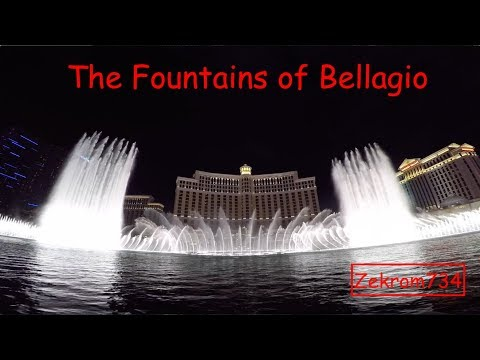 The Fountains of Bellagio, Lucy In The Sky With Diamonds and more! (1080p full HD)