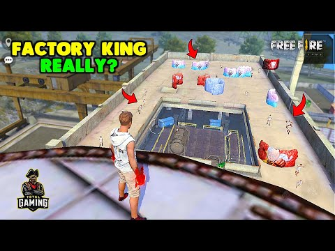 Factory King Really? Mania meet Dream Girl Must Watch Only Factory Challenge - Garena Free Fire