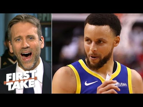 Andre Iguodala should take the last shot, not Steph Curry - Max Kellerman | First Take