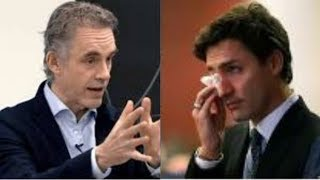 """His Ideas are Idiotic"" Jordan Peterson DESTROYS Justin Trudeau"