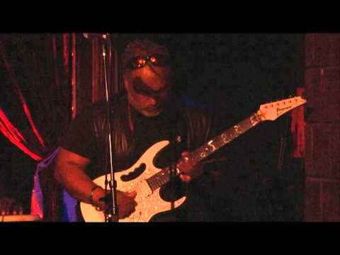 "Andre Lassalle with Michael Hampton at the Cutting Room, N Y  07/31/13 Part 13 ""Maggot Brain"""