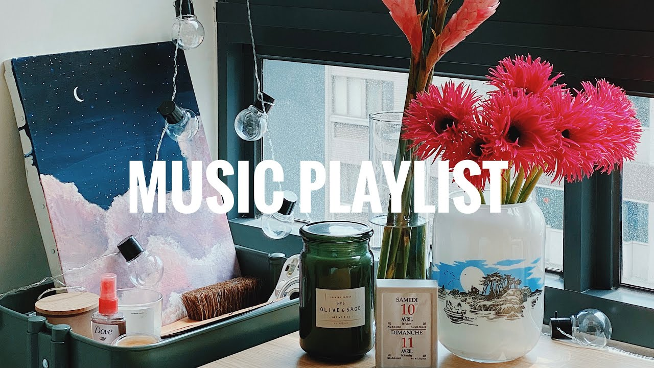 楽しく過ごすというのはね、特別なことをしない時間の中にあるの🌿|毎日が少し軽やかになる気持ちの良い音楽♬ (study , work , relax...)【Playlist】