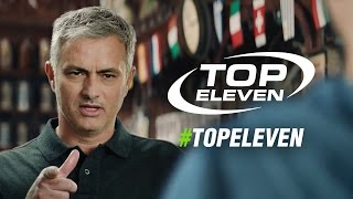 You think it's an easy job to win trophies? feat. José Mourinho   #TopEleven TV AD